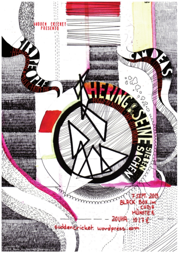 Alex Duma's poster