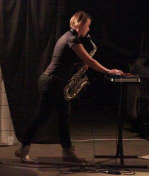 Cathy Heyden, Sept 2014, Photo: Jen Iker