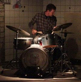 Rogier Smal, Sept 2014, Photo: Jen Iker
