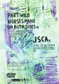 part wild horses mane on both sides // JSCA, March 2016